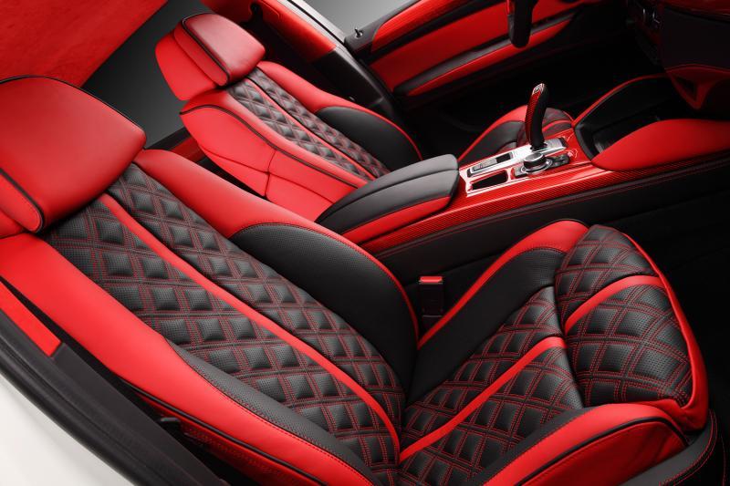 Audi A4 2009 Interior