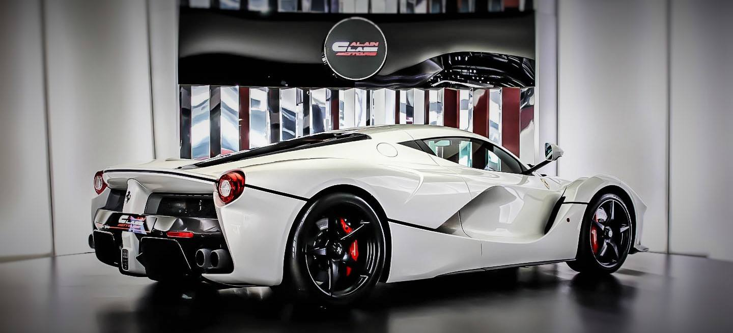 Our car experts choose every product we feature. Dubai Exotic Car Dealership Has Two Different LaFerraris