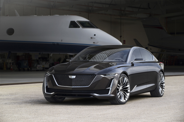 Electric Cadillac Due In 2021 Autoevolution