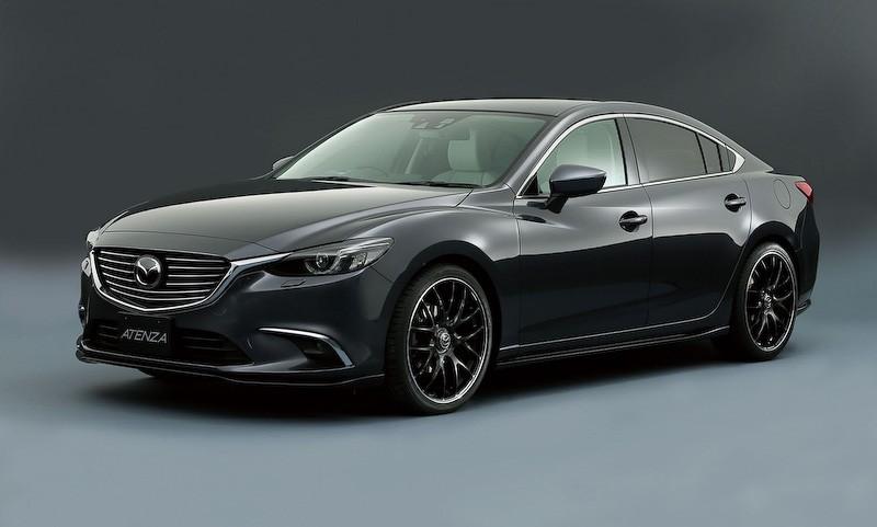 Mazda Sport Black 6 Dark