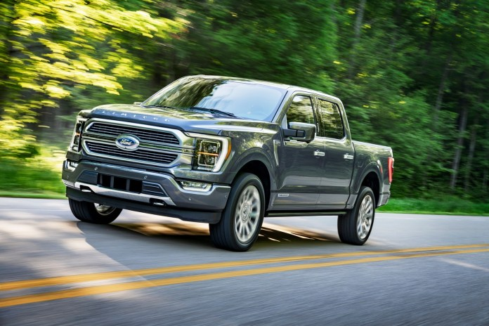 Ford F Series U S Pickup Market Crown Is Now 44 Years Old Ranger Tops Uk Chart Autoevolution