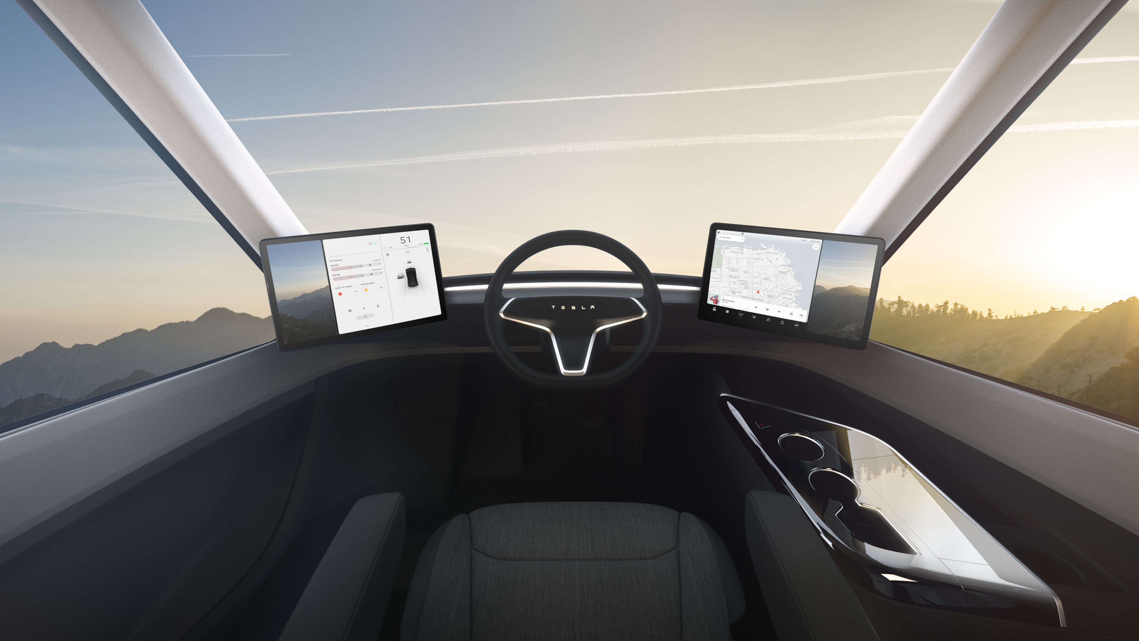 Central Piece Of Tesla Semi S Design Is Wrong Says Former