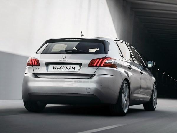Fresh 2014 Peugeot 308 Photos Leaked Shed New Light on ...