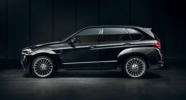Hamann Introduces BMW F15 X5 Widebody Kit - autoevolution