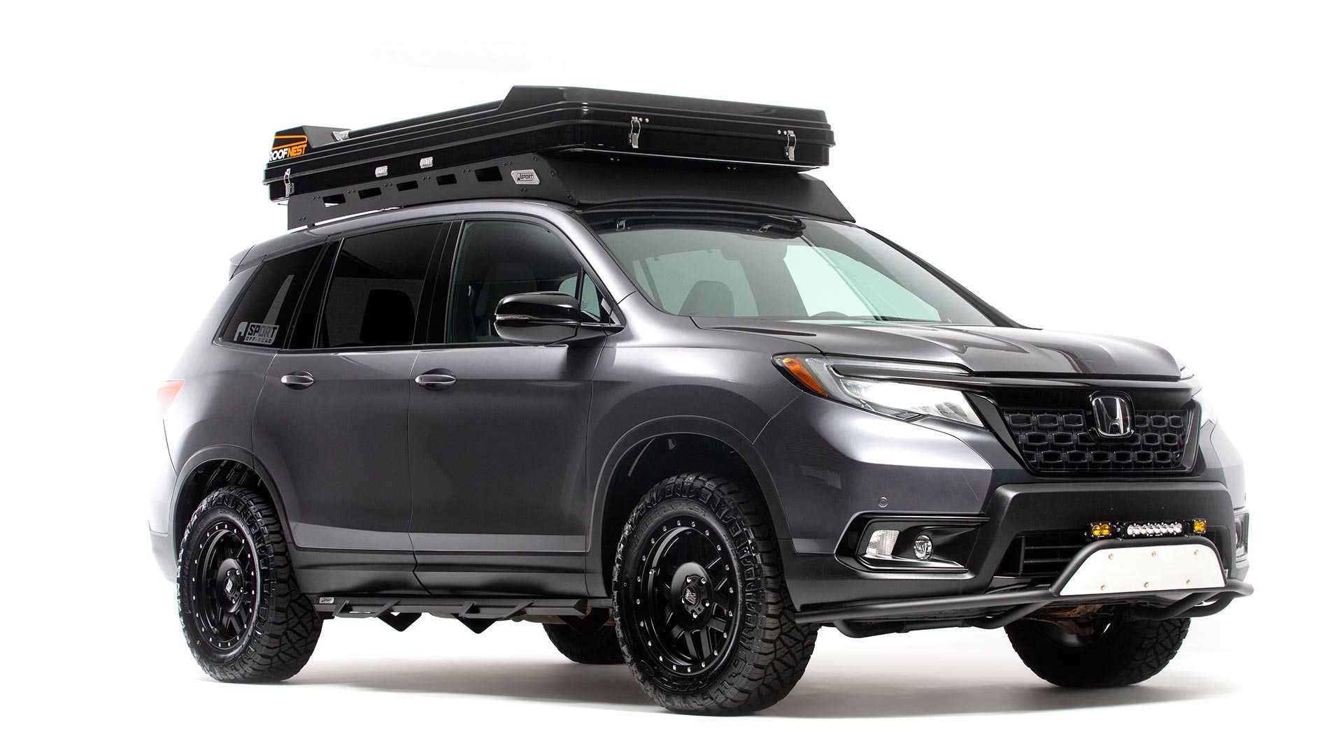 Looks like changes are coming to honda's crossover lineup. Honda Adds Adventure To the Passport, Ridgeline For 2019
