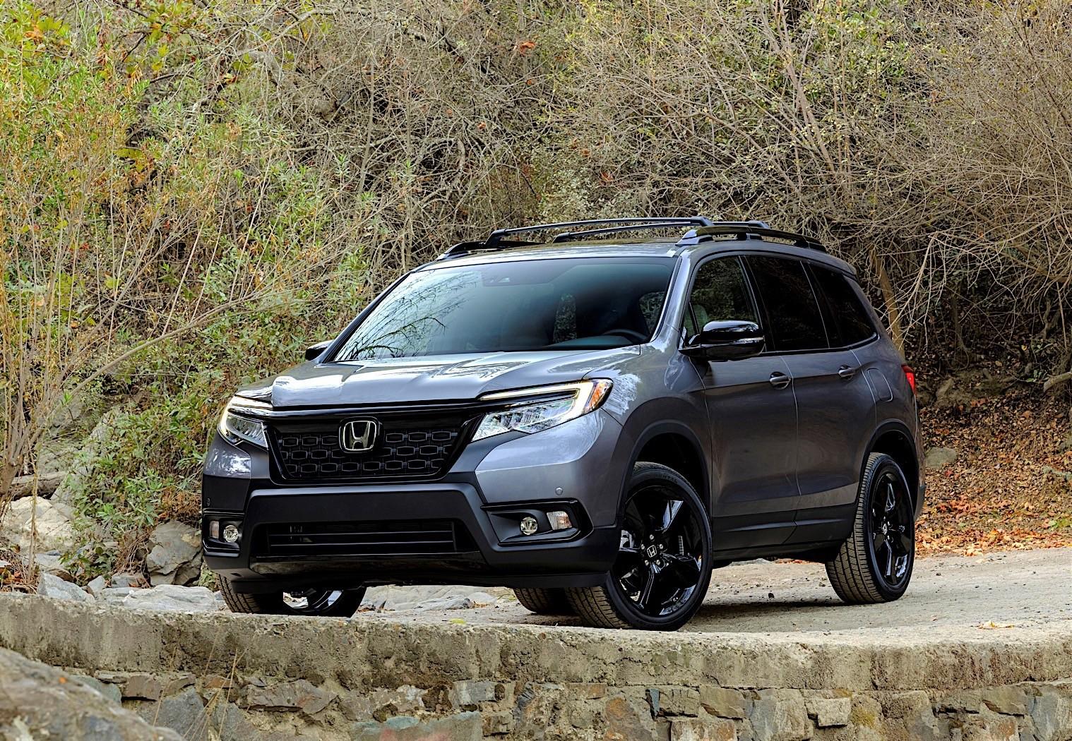 Honda Reveals All American Passport SUV Autoevolution