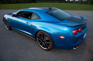 Hot Wheels Chevy Camaro Is Real, Coming in 2013 [Video