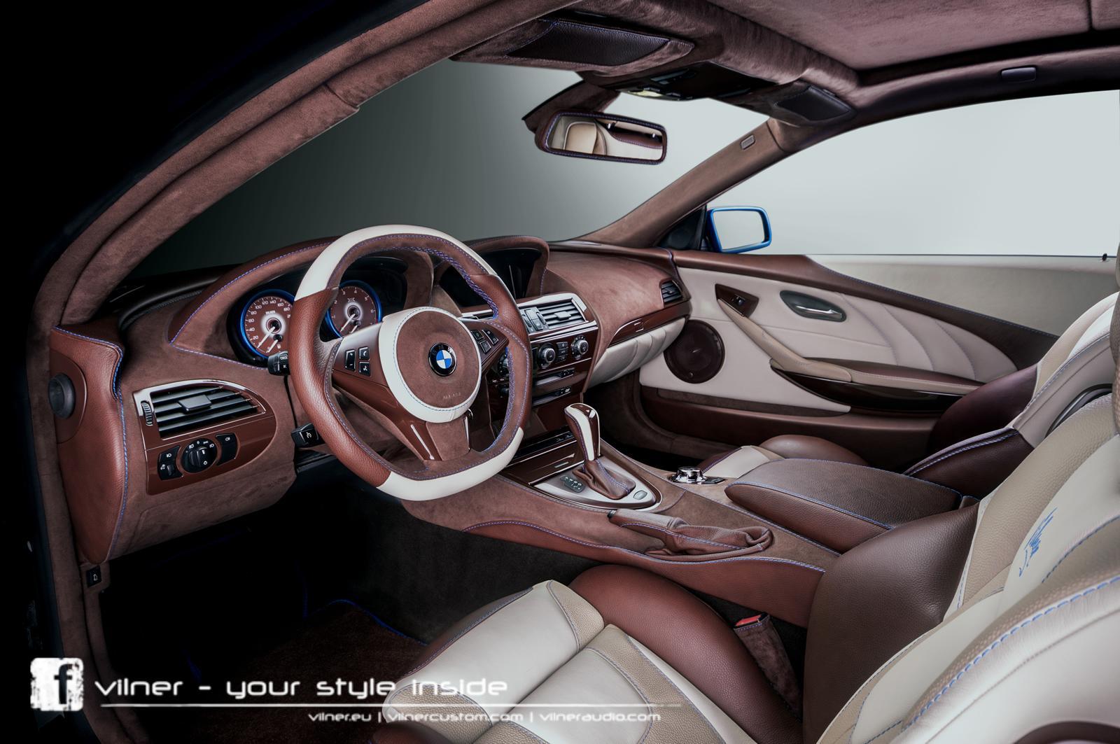 How To Ruin A BMW 6 Series Vilner Bullshark Autoevolution