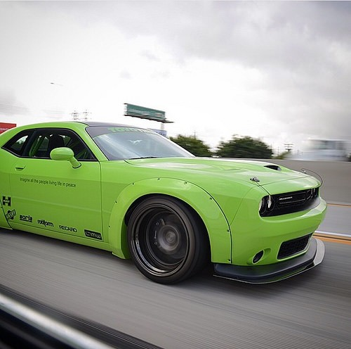 2013 Dodge Challenger V6
