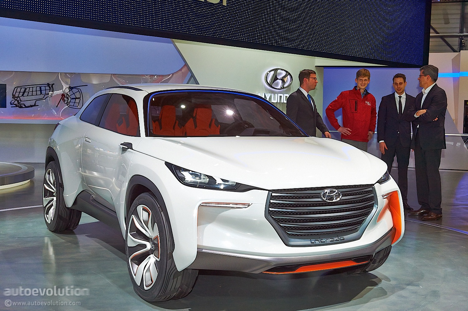 Hyundai Will Launch A Nissan Juke Rival In 2017