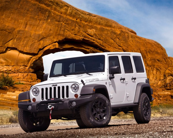 Jeep Wrangler Moab Special Edition Unveiled - autoevolution