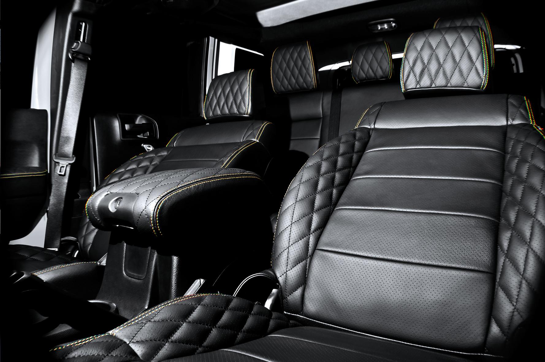 Jeep Wrangler Sahara CJ300 By Kahn Unveiled Autoevolution