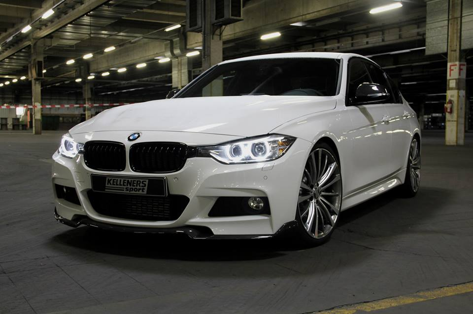 Kelleners Sport Presents M Sport BMW F30 3 Series