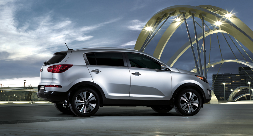 Kia Sportage First Official Images Autoevolution