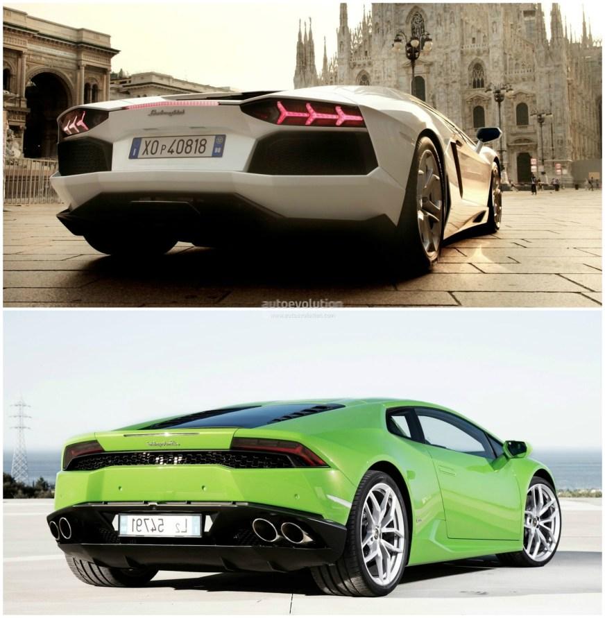 Lamborghini Comparison: Huracan vs Aventador - autoevolution