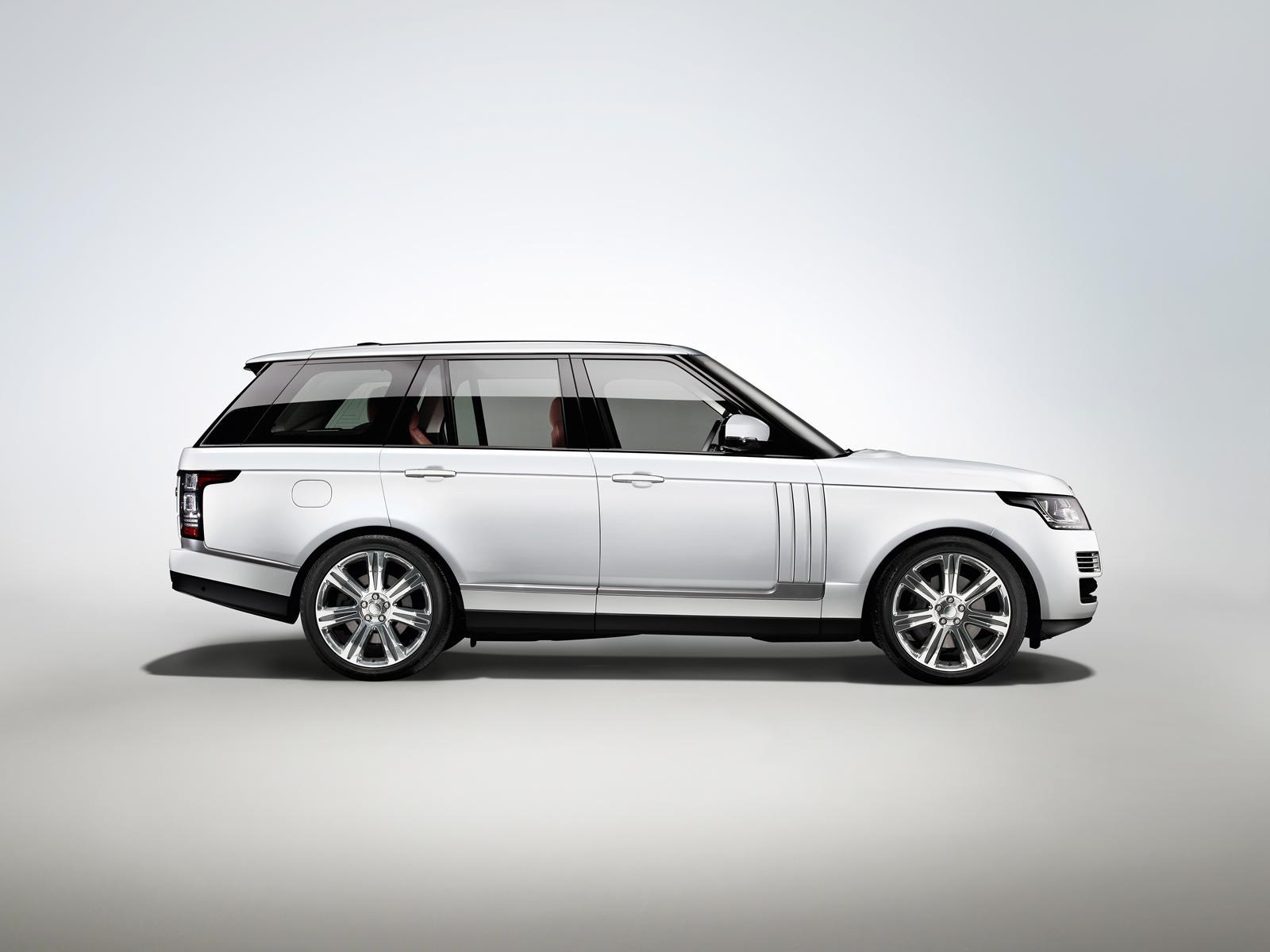 Land Rover Prepares More Luxurious Range Rover the