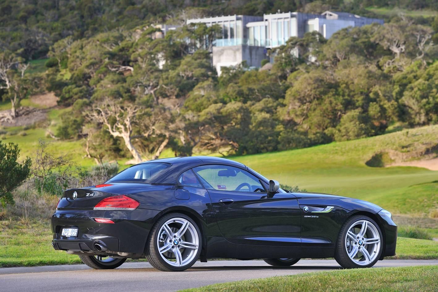 LCI BMW E89 Z4 Pricing For Australia Released Autoevolution