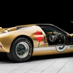 Le Mans Raced Ford Gt40 Heading To Auction Estimated To Fetch 12 Million Autoevolution