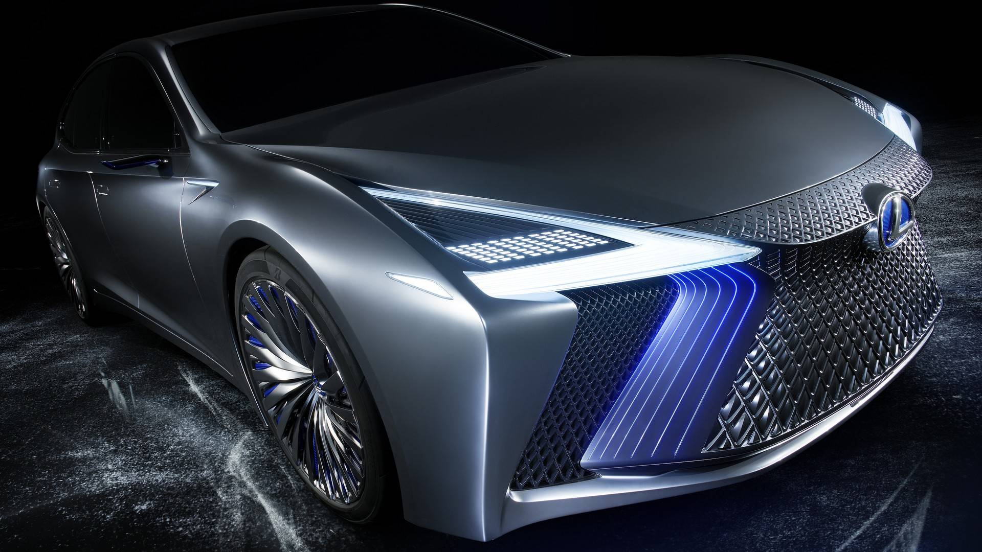 Lexus F Brand Now Takes Electrification Seriously