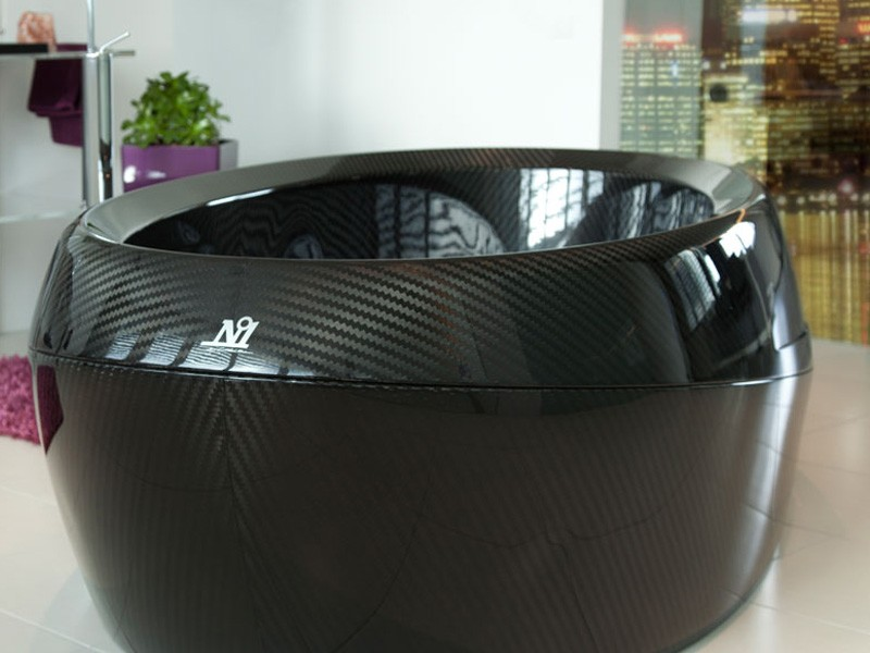 Limited Edition Carbon Fiber Bathtub Costs 68000