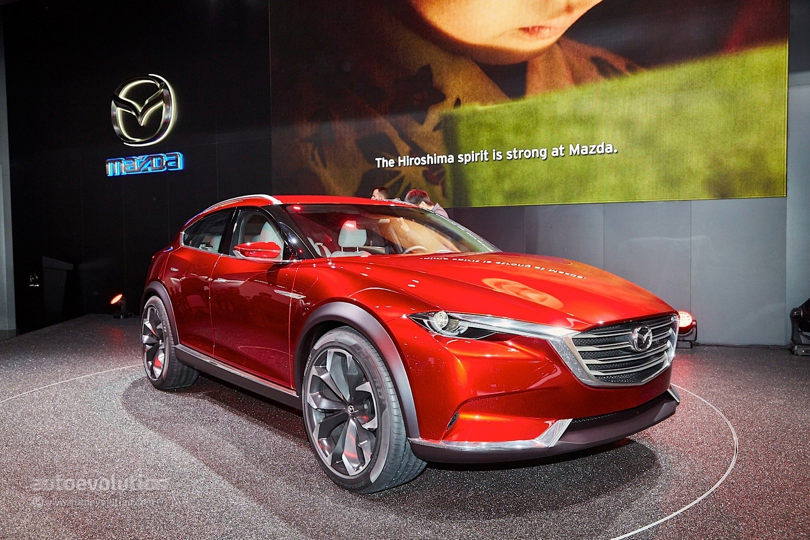 Mazda Koeru Concept Prototype Spied Could Be A Coupe