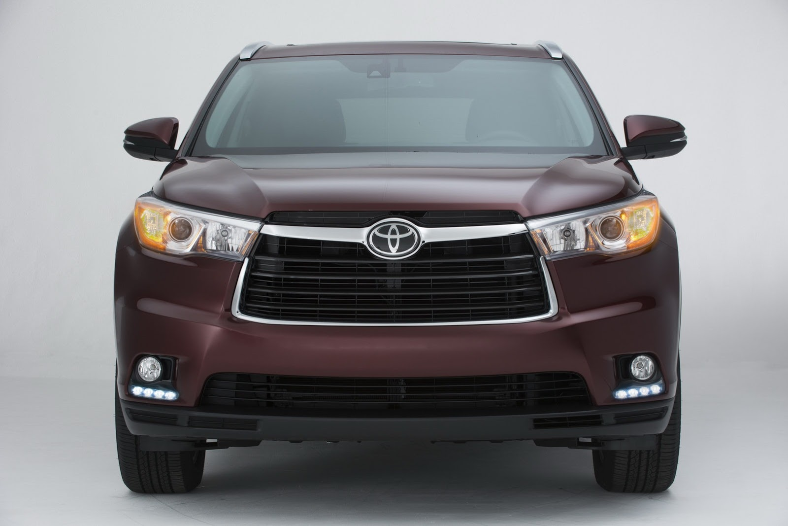 Meet The 2014 Toyota Highlander Autoevolution