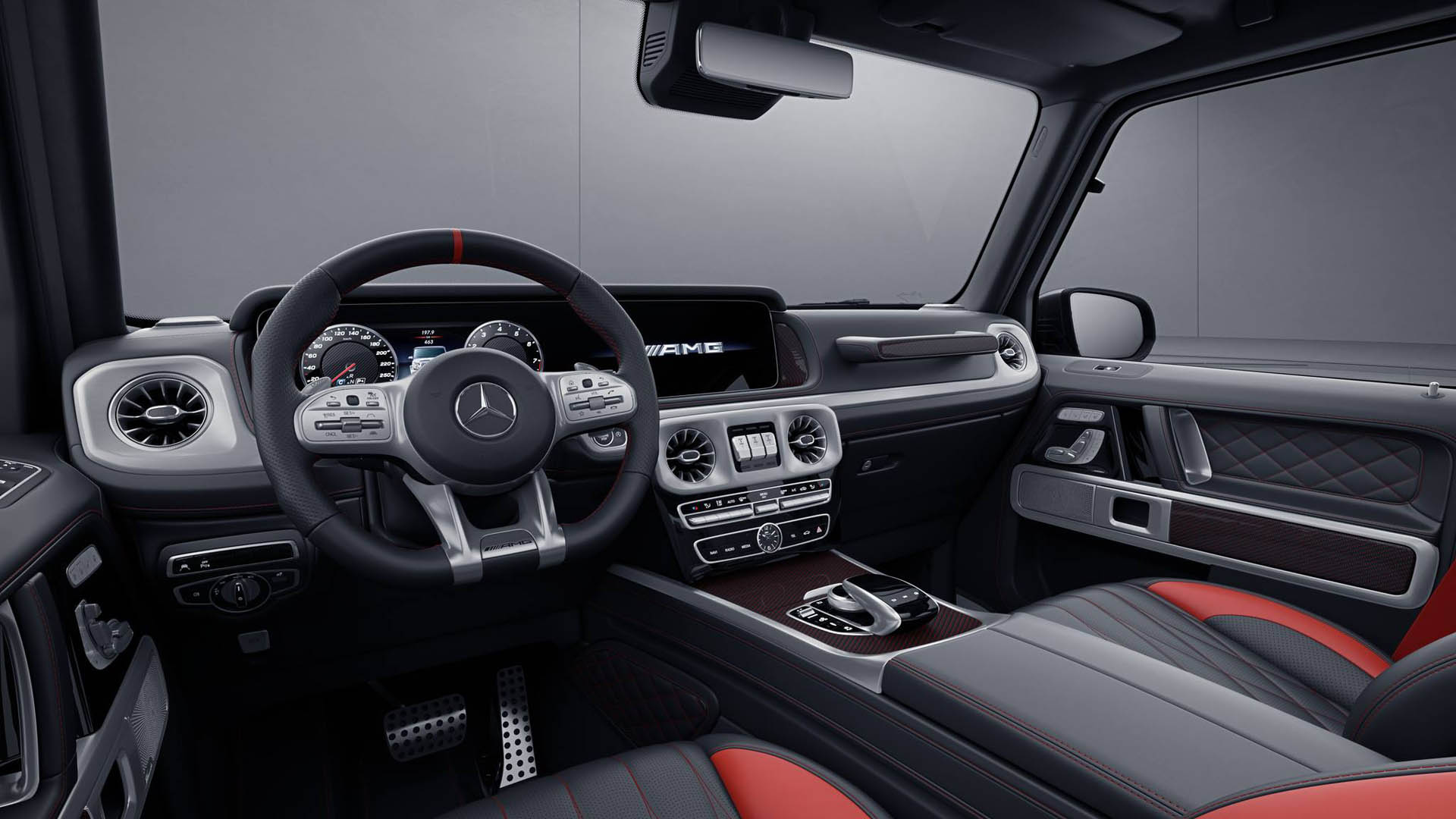 Mercedes AMG G63 Edition 1 Pops Up In Black Autoevolution