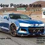 Update Modern Pontiac Trans Am Looks Sharp Shows Stunning Design Autoevolution