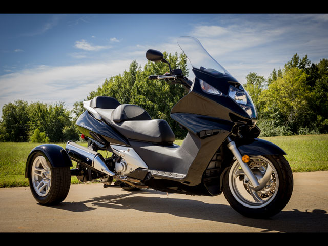 Motor Trike Honda Silverwing Trike Kit Available