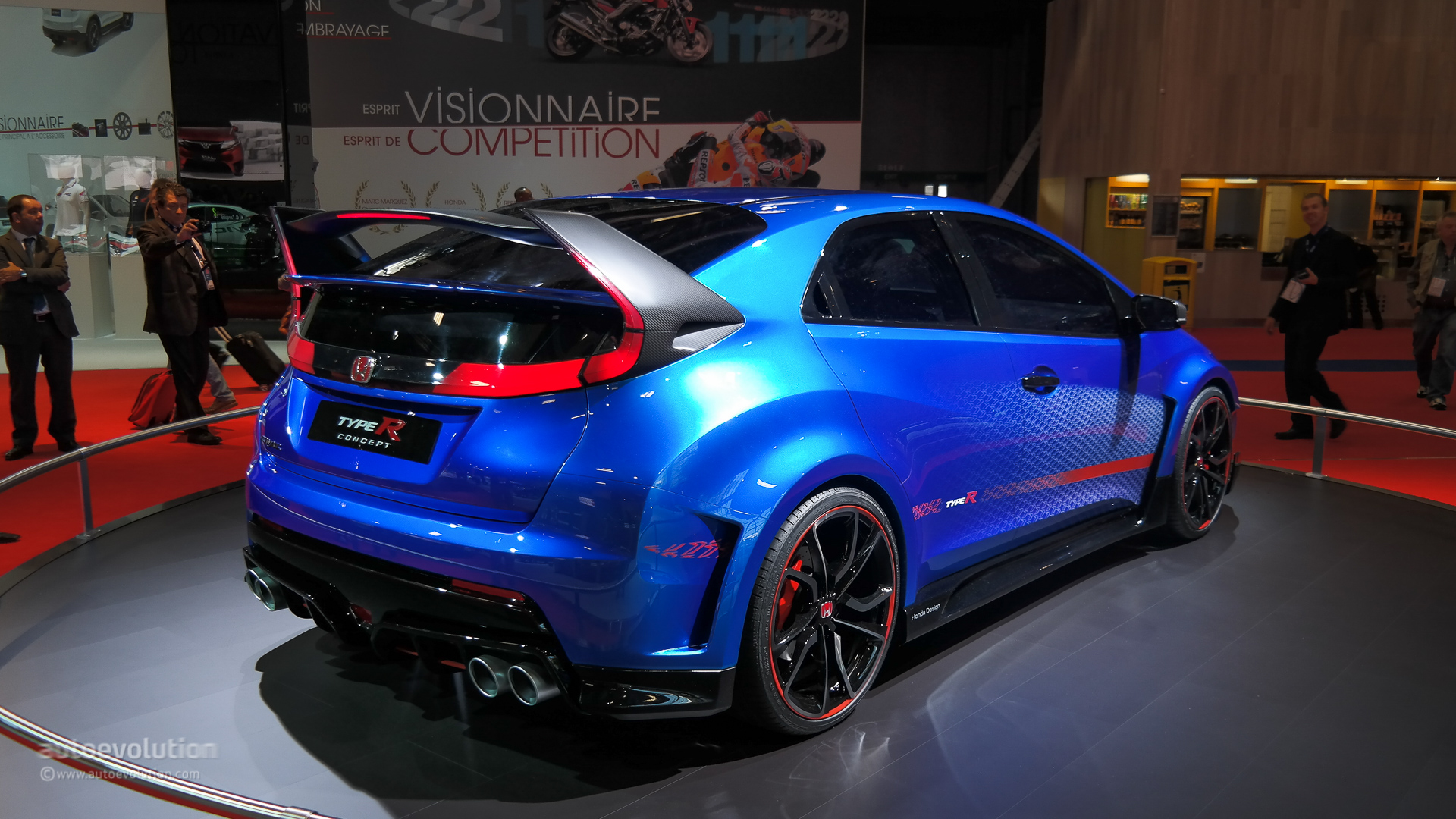 Our car experts choose every product we feature. Next Honda Civic Type R Coming to the US in 2016