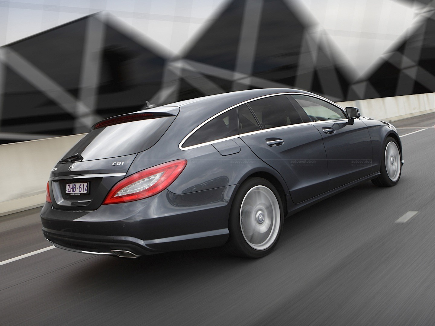 Next Mercedes CLS Arriving In 2018 Without Quirky Shooting