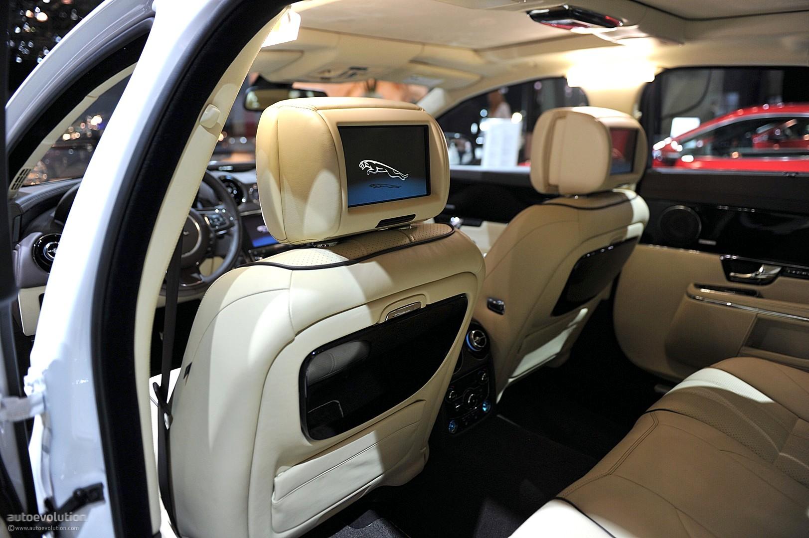 Die 400 sport edition ist nicht limitiert und wird ein ganzes jahr lang angeboten. NYIAS 2011: Jaguar XJL Supersport [Live Photos