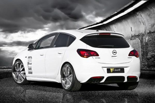 Opel Astra J Turbo Gets Tweaked by EDS Fahrzeugtechnik ...