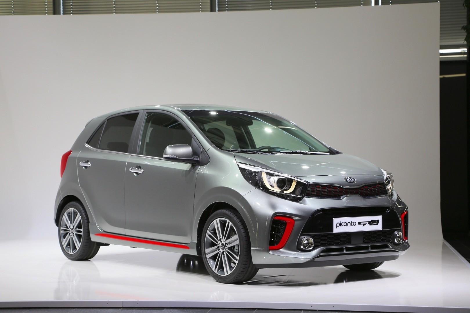 2017 Kia Picanto Specifications Revealed 10 T GDI Engine
