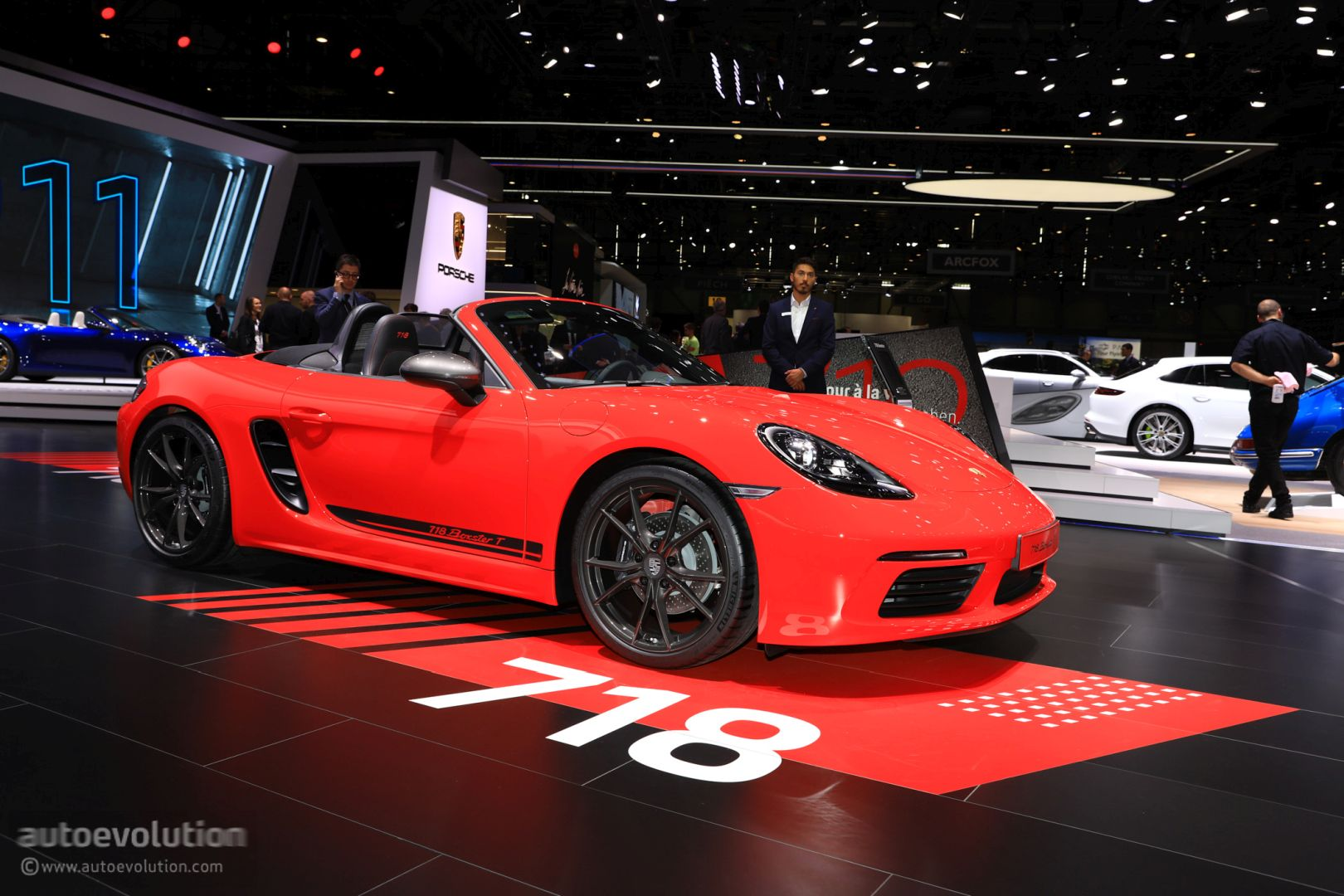 Porsche 718 Cayman T And 718 Boxster T Show Extreme Specs