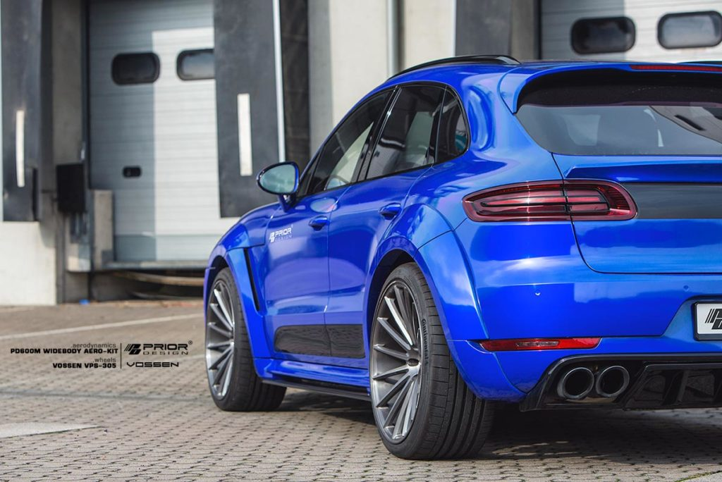 2020 Porsche Macan Could Receive Coupe Styled Version