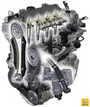 Renault Presents the New 23 dCi Diesel Engine  autoevolution