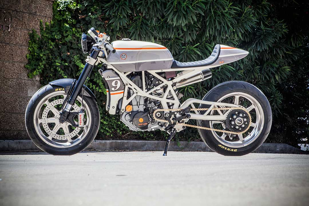 Custom Motorcycles Royal Enfield Continental Gt
