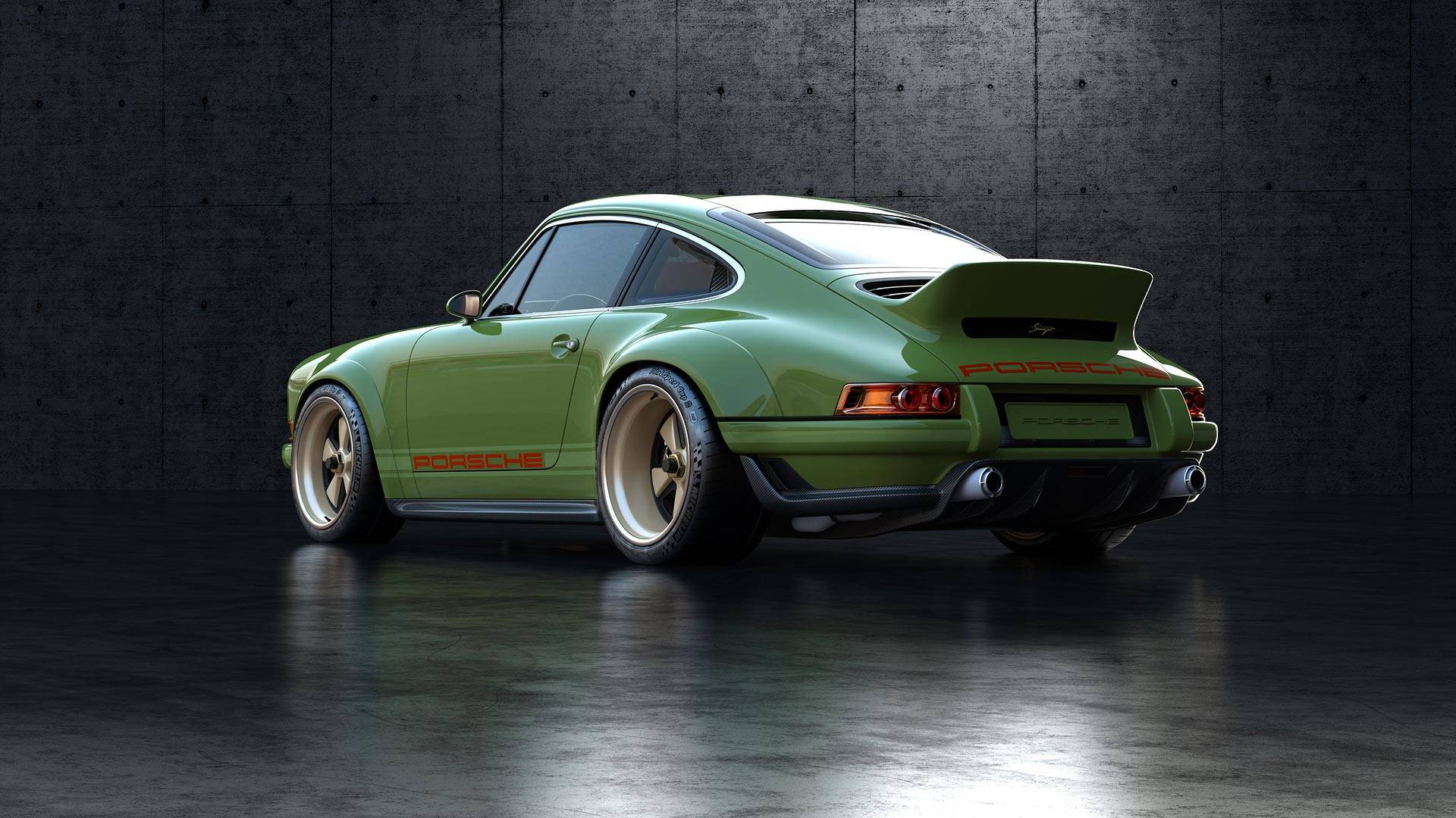 Singers New 500 HP Absinthe Porsche 911 Is The Ultimate