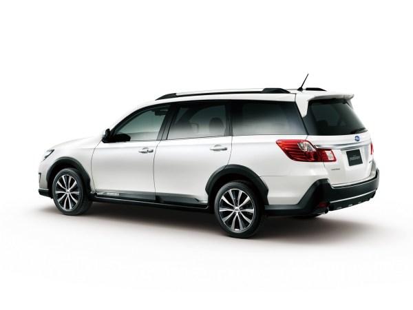2015 Subaru Exiga Crossover 7 is Ready to Serve Japanese ...
