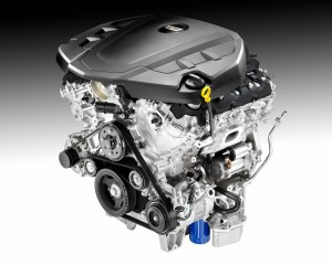 The 2016 Cadillac CT6's 36L LGX V6 and 8L45 Auto Could