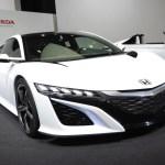 Tokyo 2013 Honda Nsx Concept In White Live Photos Autoevolution