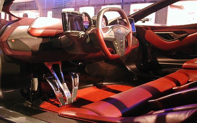 Toyota Giugiaro Awesome Forgotten Hybrid Concept
