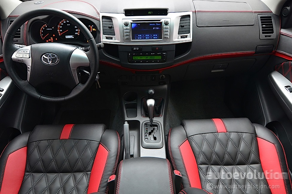 It has been the best selling car in japan all but two years since 1969. Toyota Hilux Gets Luxury Interior from Carlex - autoevolution