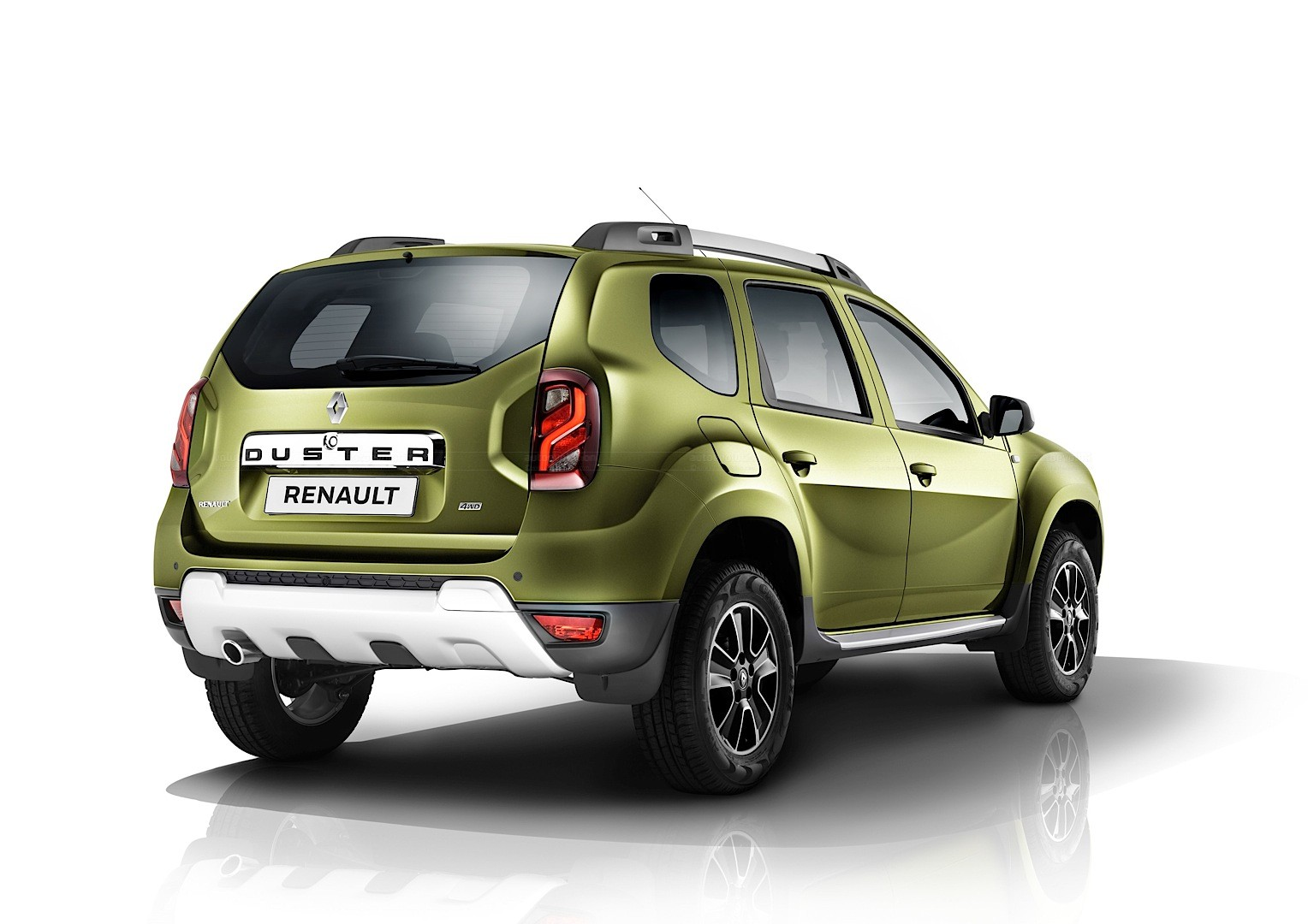 Updated 2015 Renault Duster Receives New Engines In Russia