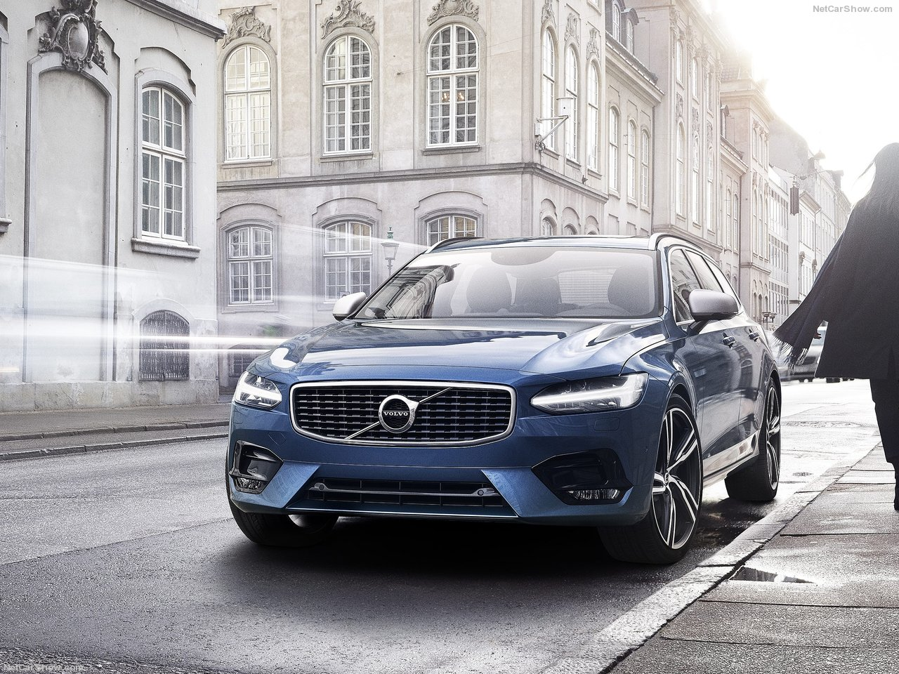 Volvo Sets 2021 Deadline For Its Self Driving Car Looks