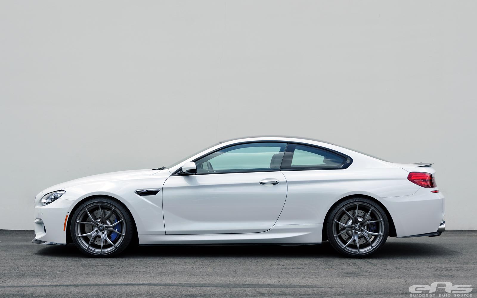 Vorsteiner Bmw F13 M6 Is Alpine White At Eas Autoevolution