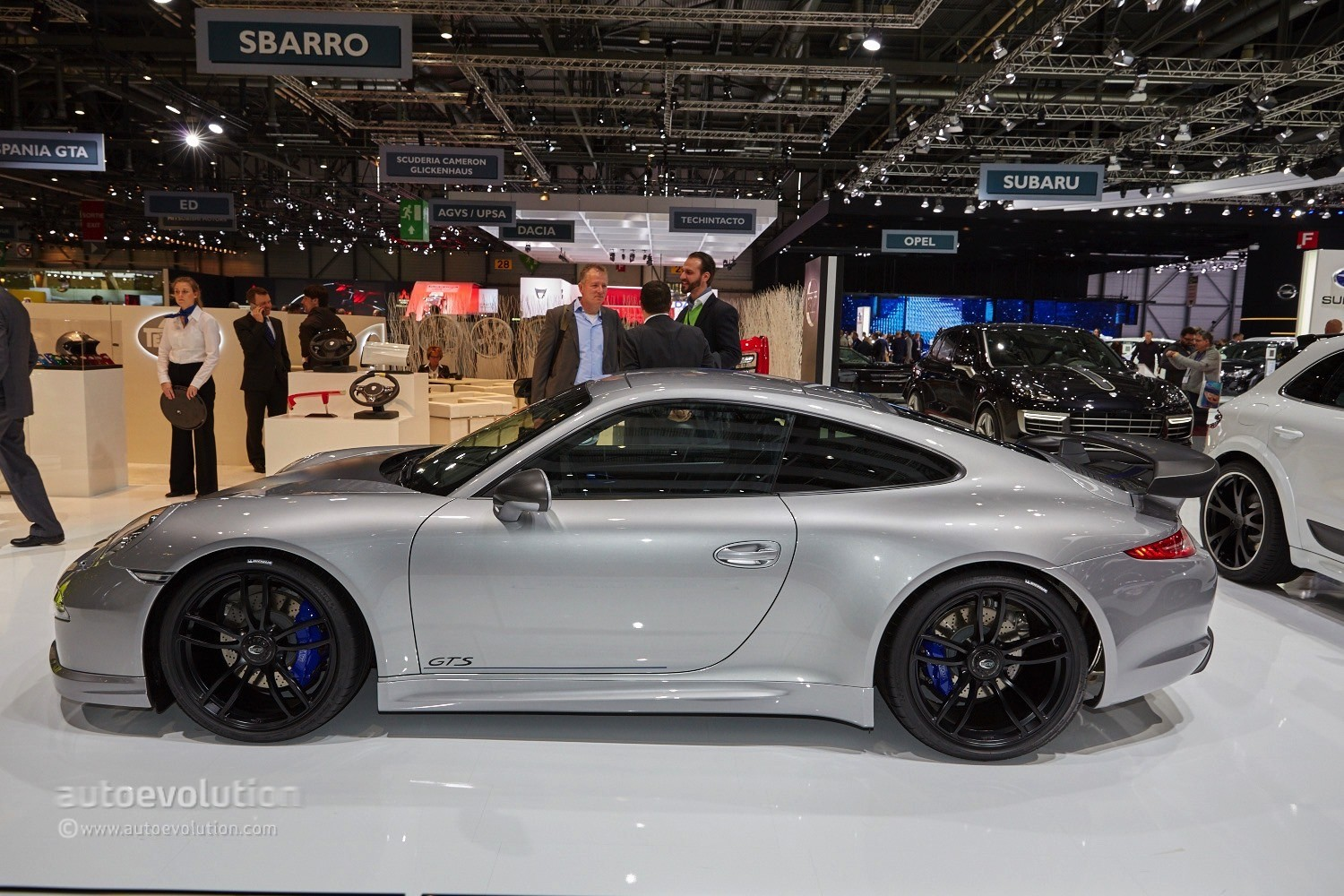 World Debut For Techarts Porsche 911 GTS At The Geneva