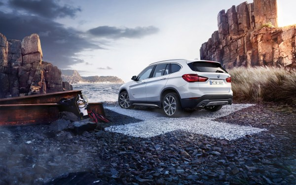Your Batch of 2016 BMW X1 Wallpapers Is Served - autoevolution