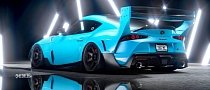 Is the 2020 Toyota Supra Better With a Big Wing or Widebody Kit?